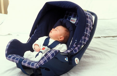 babysleepinginacarseat