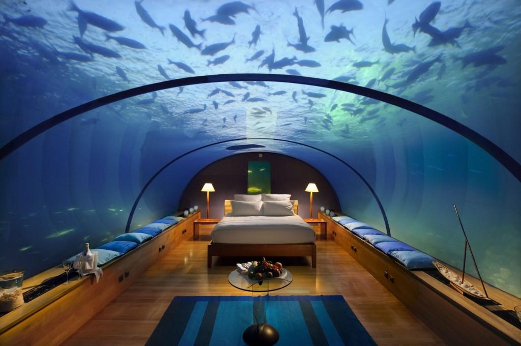 MaldivesUnderwaterhotel