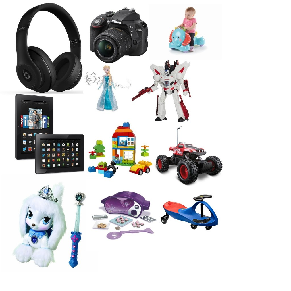 top toys for christmas 2014